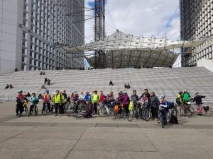 Balade vélo du 11 mars - Réseau Vélo 78
